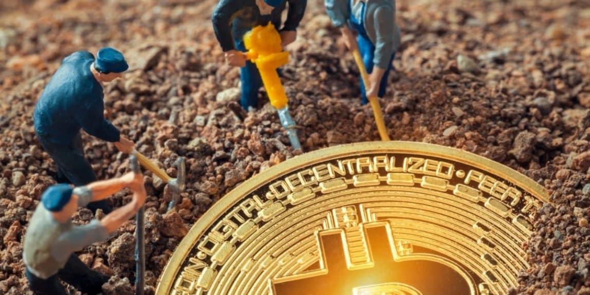 minage des cryptomonnaies