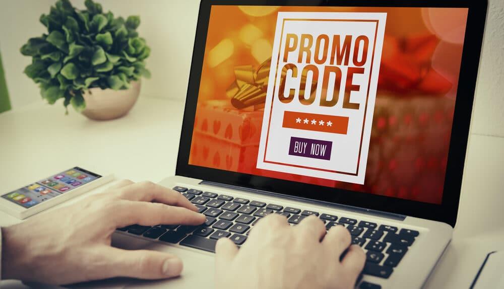 avoir ses codes promos